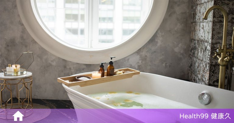 泡澡也是件大學問?不同的入浴方式、水溫以及適合泡澡的族群你都清楚嗎?