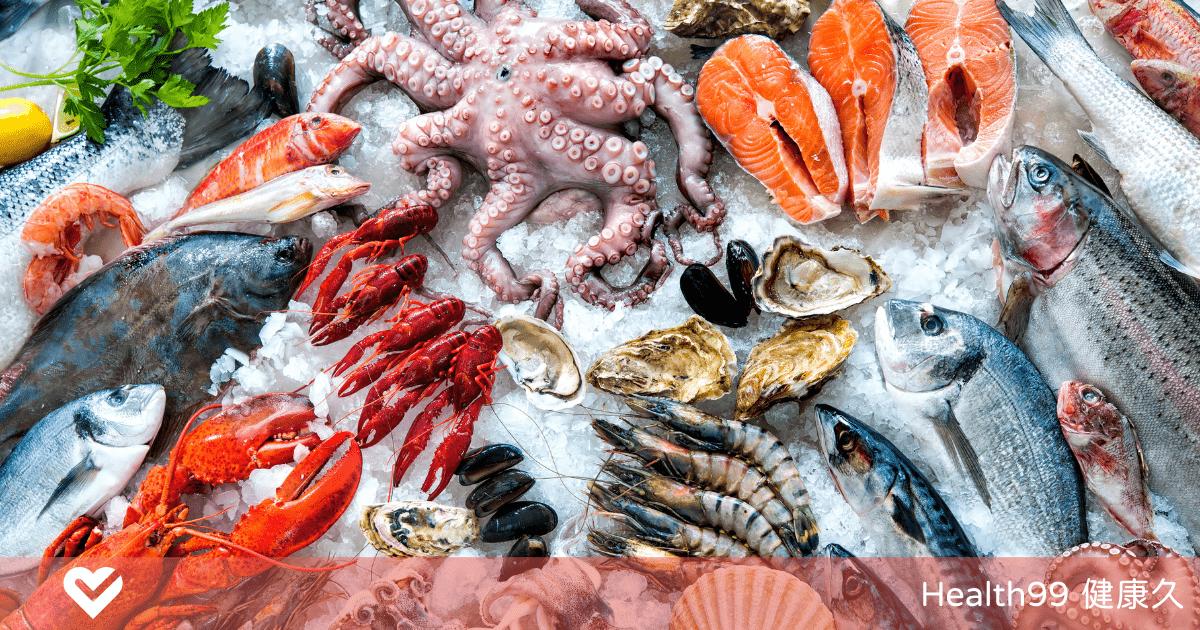 【孕婦禁忌】孕婦可以吃海鮮嗎?原來有些海鮮多吃有益處!