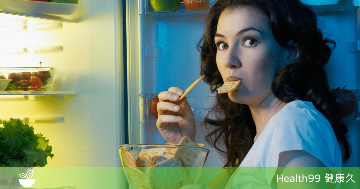 為什麼老是肚子餓?這8個鮮為人知的原因可能就是罪魁禍首!