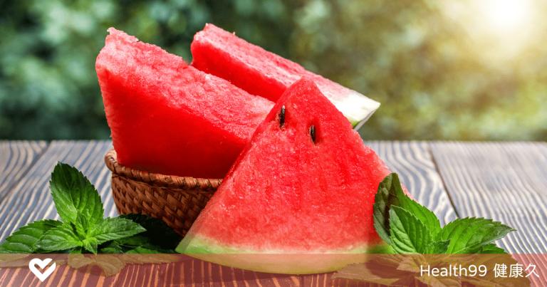 【孕婦禁忌】孕婦可以吃西瓜嗎?吃西瓜的6大好處