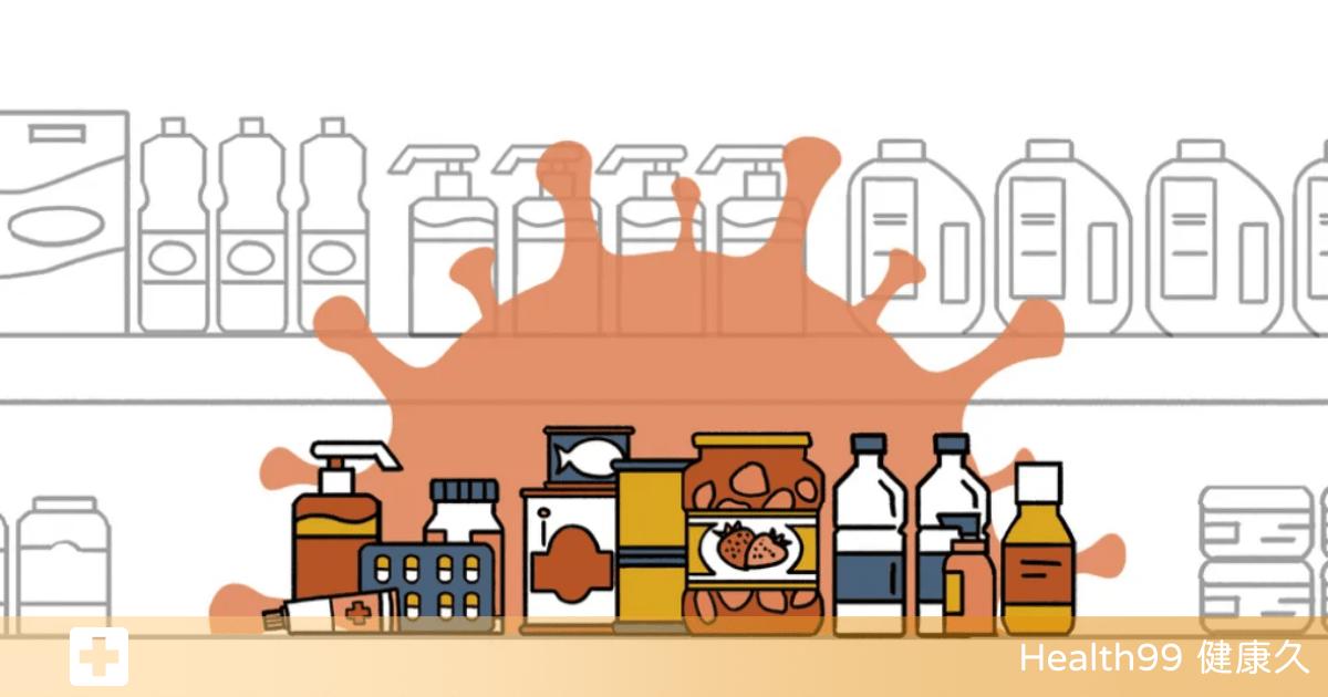 【居家防疫】防疫期間囤貨清單,全是必備「食、物品」,敬請收藏!
