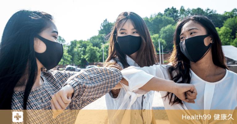 戴口罩不僅是保護他人,更是保護自己!研究表示戴口罩也許會影響染疫後「病得多嚴重」