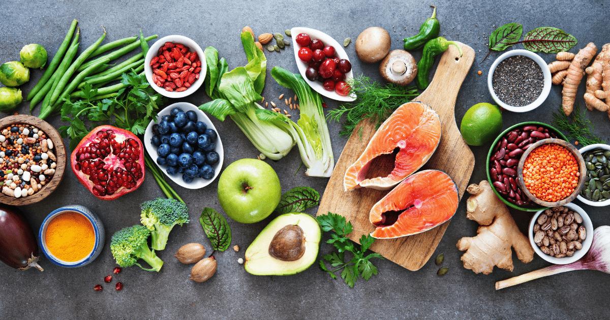 Balancing Diet