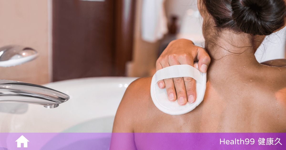 Read more about the article 每天洗澡,怎麼還能搓出泥?身上搓出來的「白泥」到底是什麼?