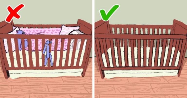 Read more about the article 為了避免寶寶在家中受到傷害,爸媽們應該做的9件「護兒措施」