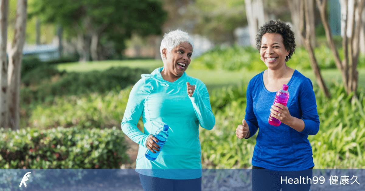 高齡女性每天走一萬步好不好?哈佛醫學院研究表示「一萬」不是一個標準
