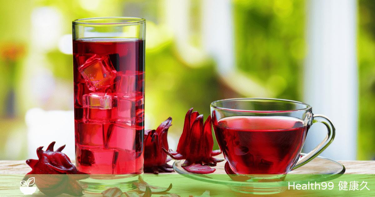 洛神花茶消暑還好喝!但是這3種人建議別喝,特別是經期來臨和懷孕女性!
