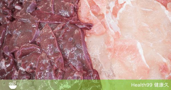 紅肉白肉區別